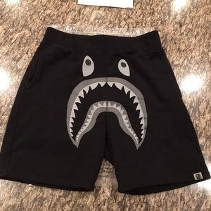 Bape/Undefeated shorts